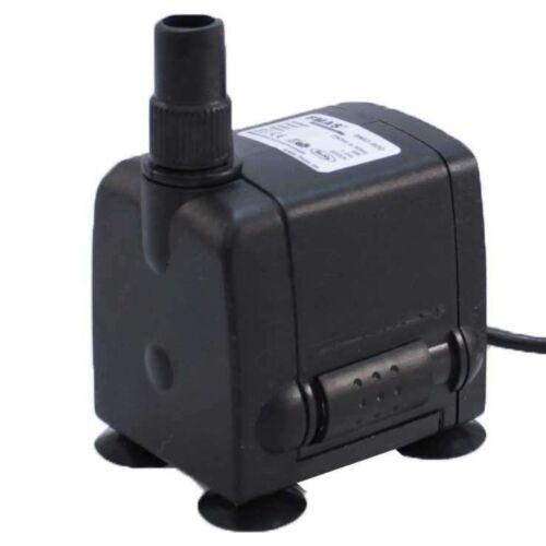 Bomba de agua 8W a 220V, 100-600 L/h