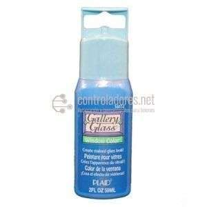 Window Color Gallery Glass AZUL REAL (59ml.)