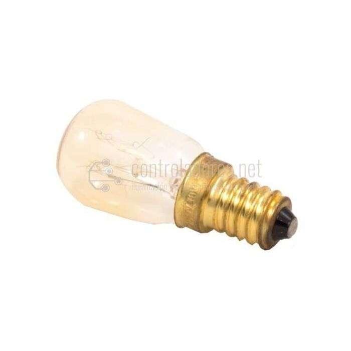 Lámpara 10W de 220V E14 BLANCA