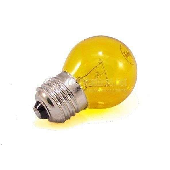 Lámpara CLARA 25W AMARILLA