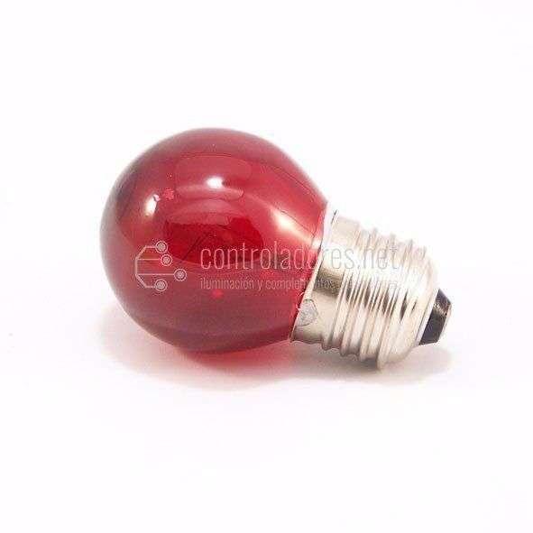 Lámpara CLARA 25W ROJA