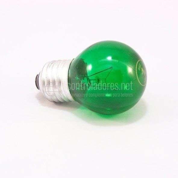 Lámpara CLARA 25W VERDE