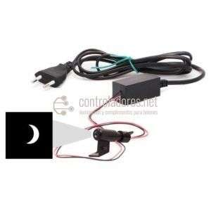 Mini proyector LED CUARTO DE LUNA 220V con enchufe