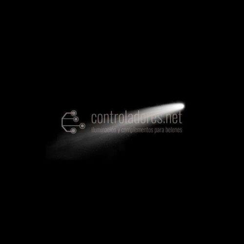 Grande diapositiva di comete