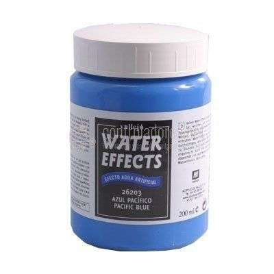 Water Effects - Azul Pacífico
