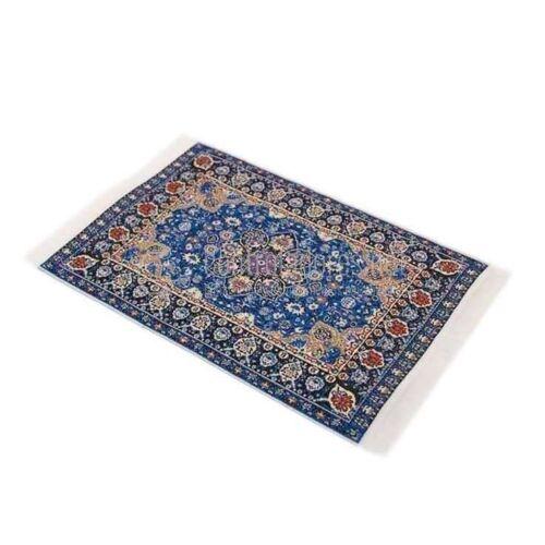 Grande tappeto blu