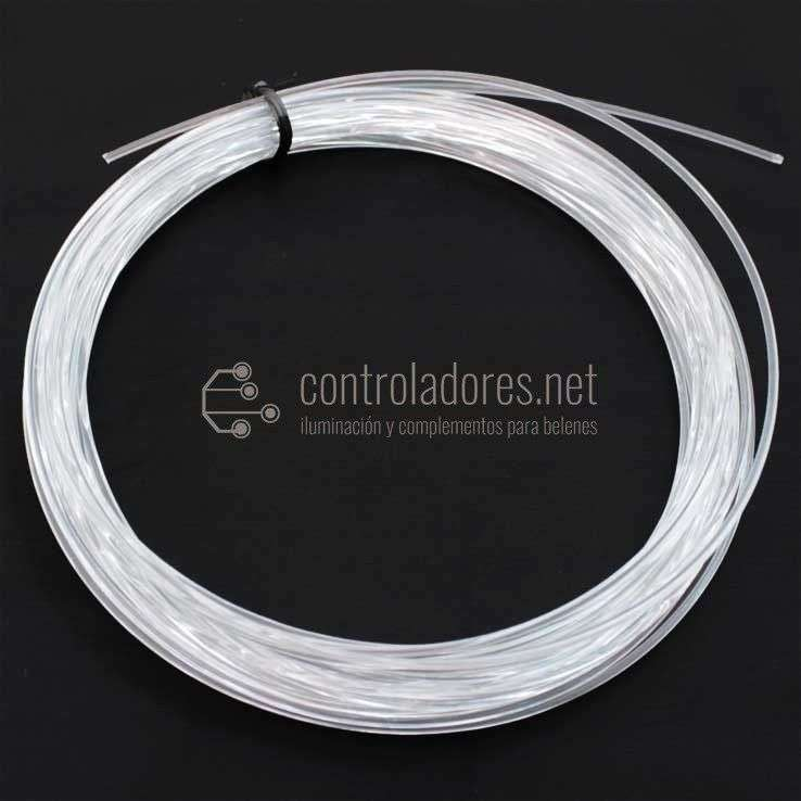 Rollo hilo de fibra óptica 1.5mm de diámetro