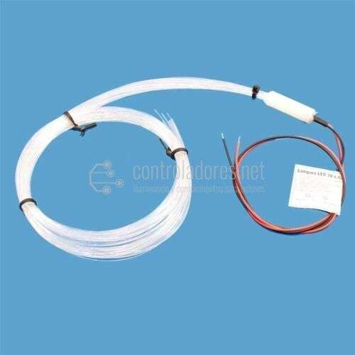 Iluminador LED 35 hilos 12V c.c.