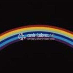 Diapositiva arco iris