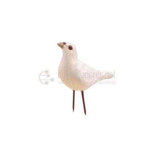 Paloma Blanca para figuras de 16/24 cm