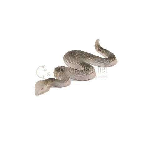 Serpiente gris