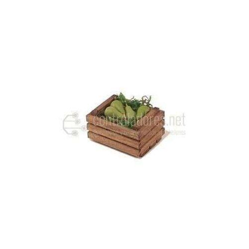 Caja peras 3.5cm. x 2.5cm.