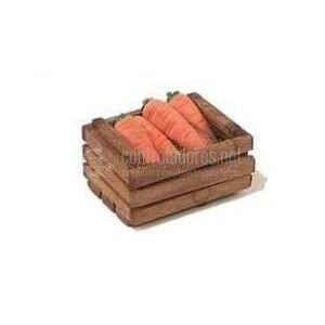 Caja zanahorias 3.5cm. x 2.5cm.
