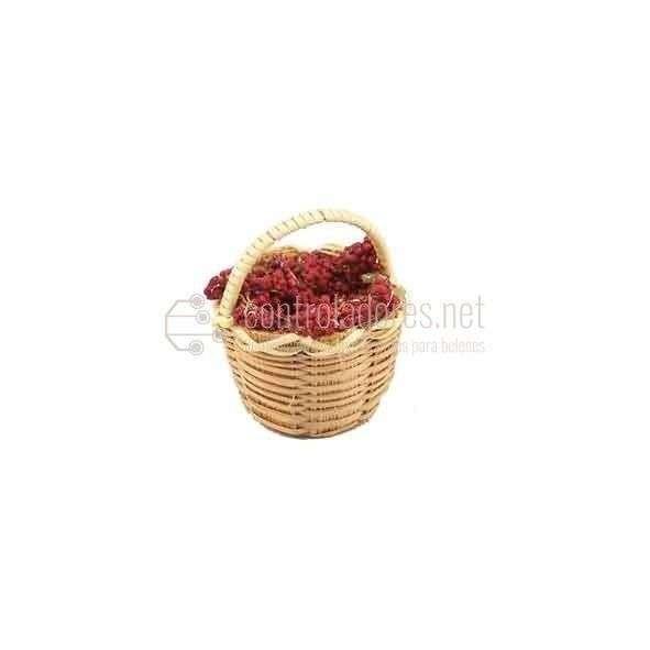 Cesto de uva tinta (Varios modelos)