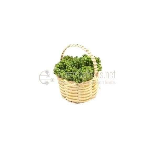 Cesto de uva verde ( Varios modelos)