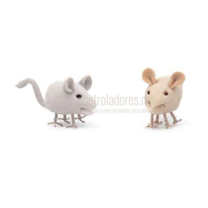 Grupo de ratones (2 uds)