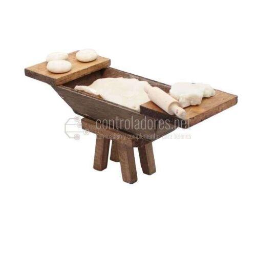 Mesa Artesana de amasar pan