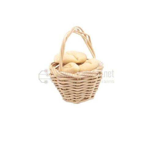 Cesto con panes