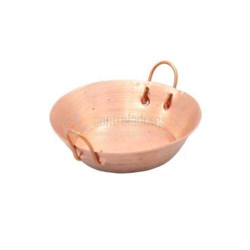 Perol grande de cobre