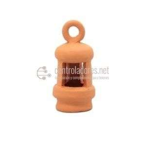 Lanterna piccola di fango alto (2,5cm.)