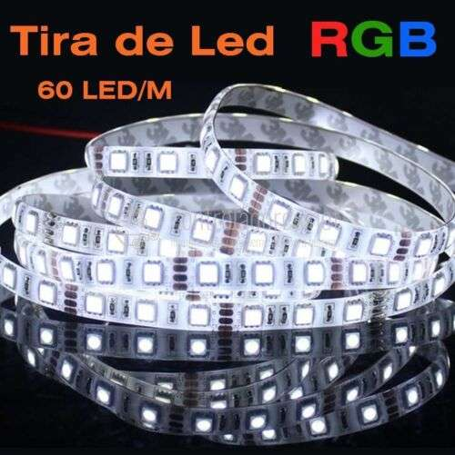 Tira led GRB 60 led/metro