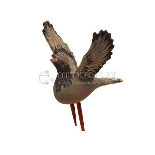 Paloma alas abiertas para 35/40
