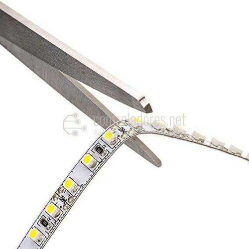 Tira LED AMARILLO 60LED/metro-14.4W/m