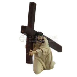 Vía Crucis - Jesús, primera caida
