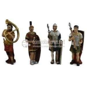 4 Roman Soldiers - Escort Pilate