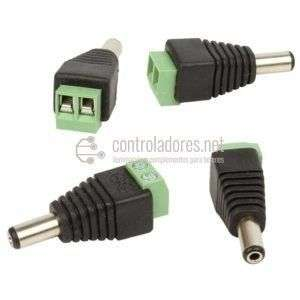 Connettore MASCHIO Jack 2.1x5.5mm DC