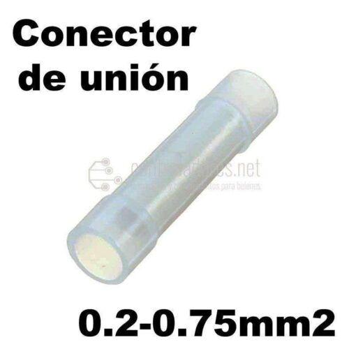 Conector aislado para cable RGB 0.2-0.75mm2