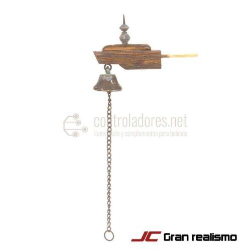 Campana/Llamador pequeño