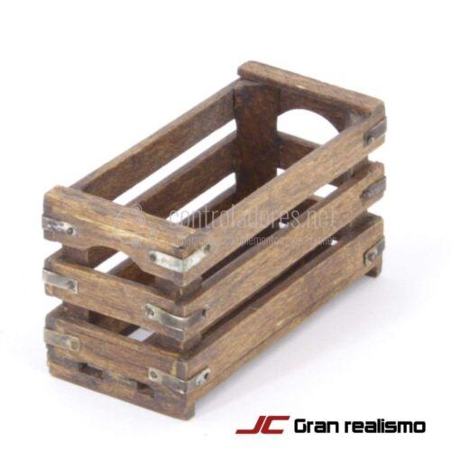 Caja enseres envejecida 6,50x3x3,50 cm