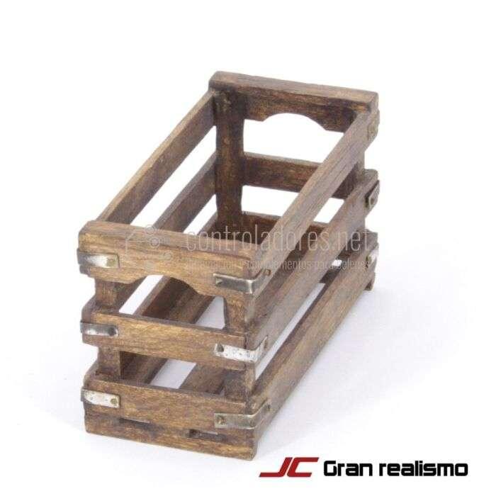 Caja enseres envejecida 7,50x3,50x4 cm