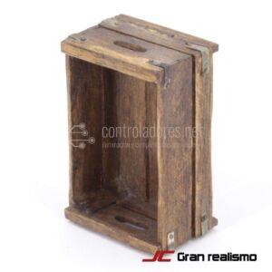 Caja fruta envejecida5,50x3,70x3 cm