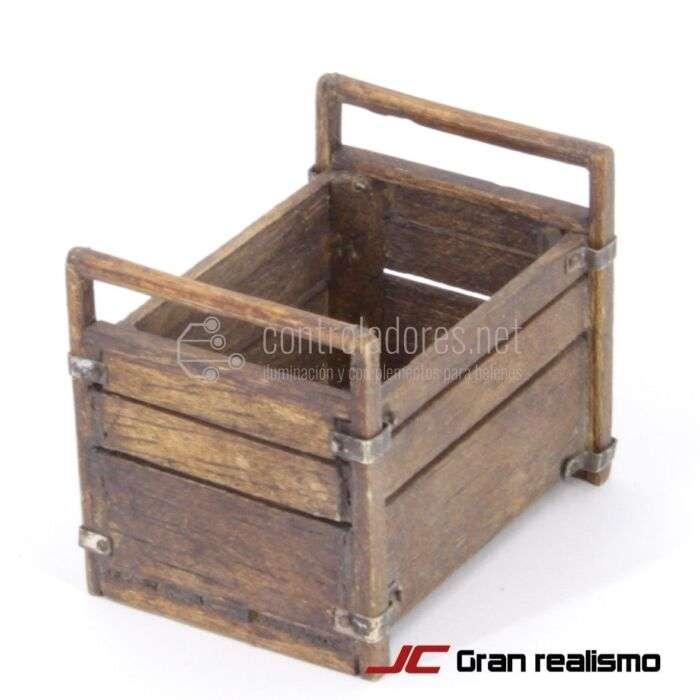 Caja varios usos envejecida 5,50x4x4,50 cm