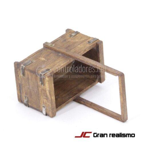 Box diversi usi invecchiato 5x3x2,80 cm