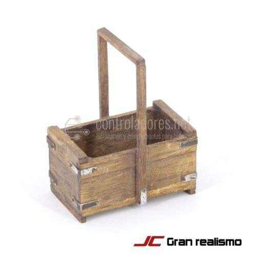 Caja varios usos envejecida 5x3x2,80 cm