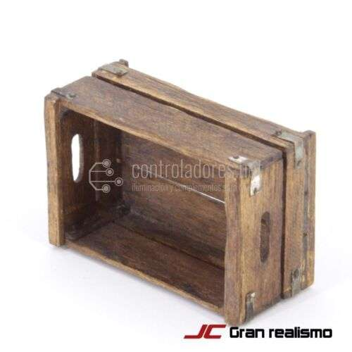 Fruit box invecchiato6,50x4,3x3 cm