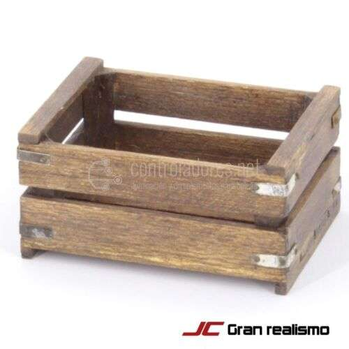 Fruit box invecchiato6x4,5x2.5 cm