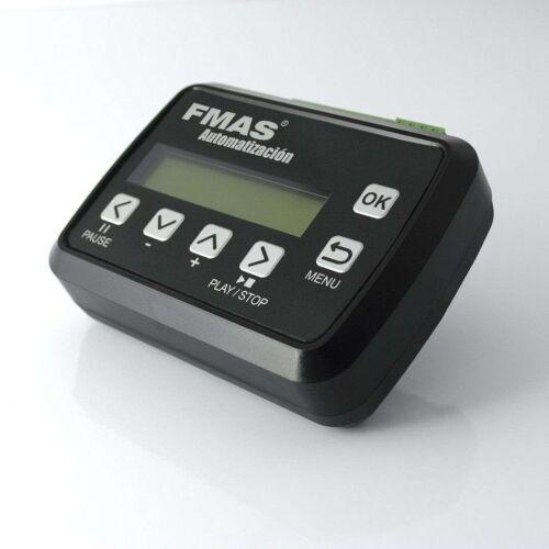 Control de iluminación LED M400