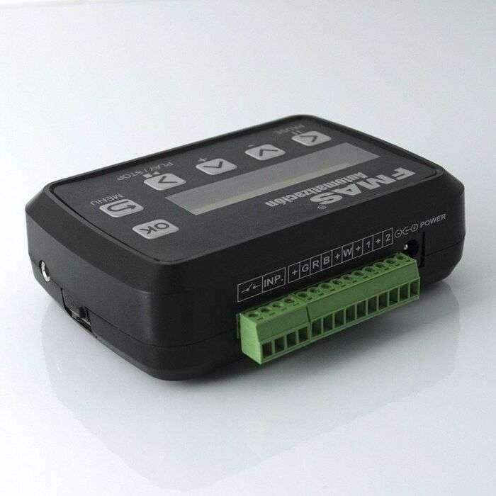 Control de iluminación LED M400C (Selección de color)