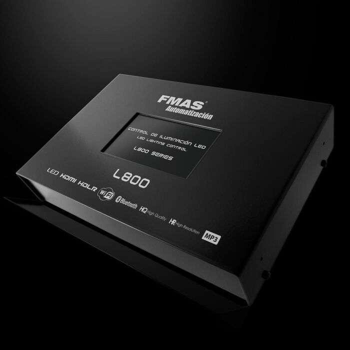 Control de iluminació LED L800