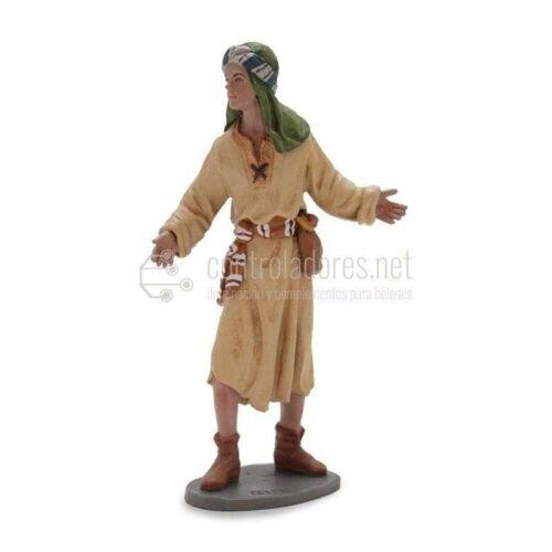 Pastor camellero andando Nº 8