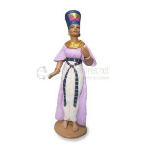Esposa del Faraón egipcio