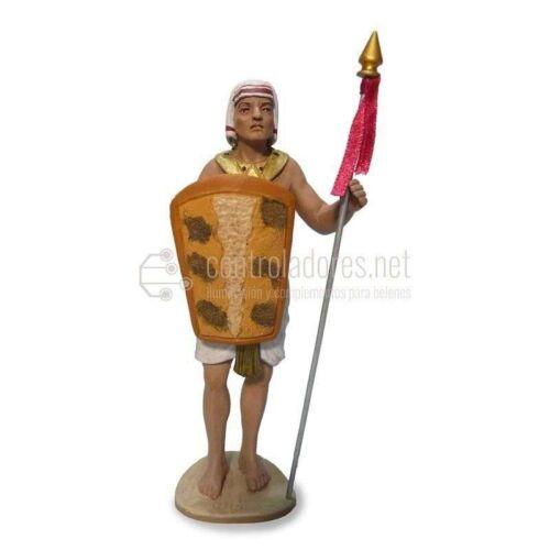 Soldado egipcio izquierda