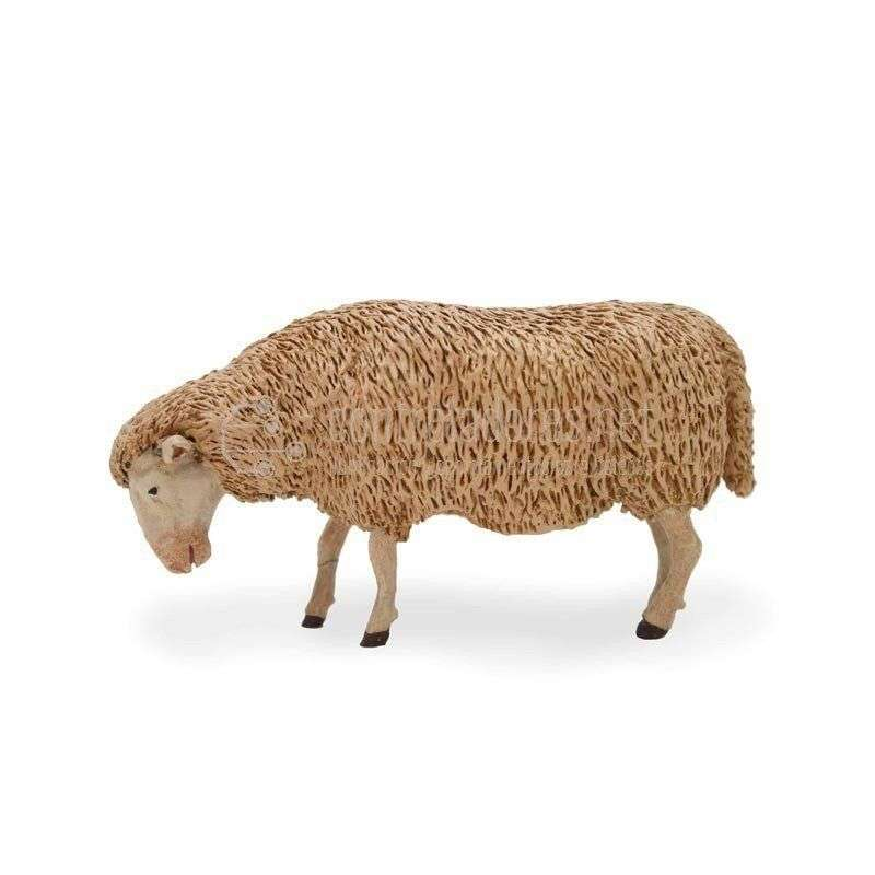 Borrega lana para 18 cm.