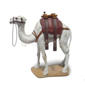 Cammello con cinturini bianchi No. 8