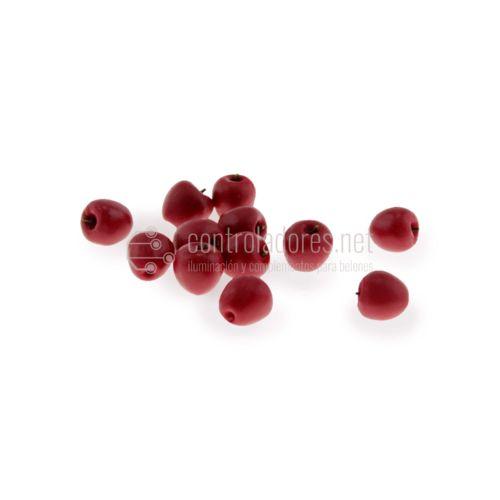 Bolsa de manzanas rojas (12 unidades)