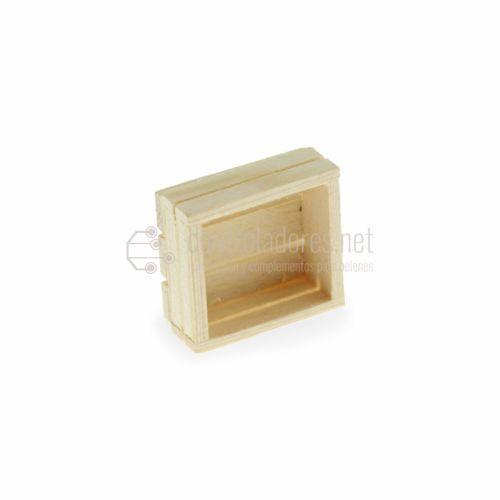 Caja de madera tablas